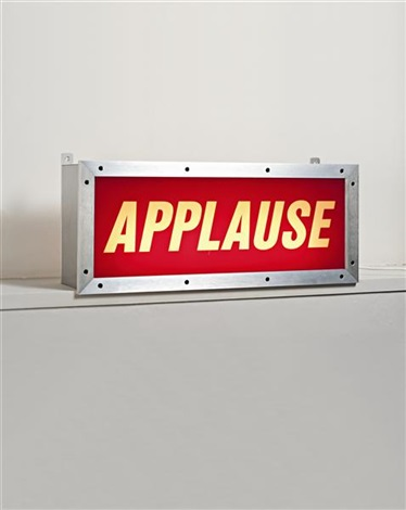 applause by jack pierson