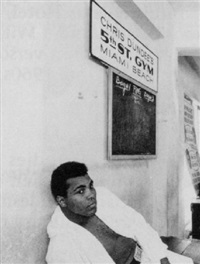 muhammad ali by ray fisher