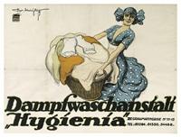 dampfwaschanstalt/hygienia by theo matejko