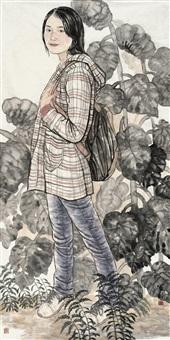 书包少女 by liu junli