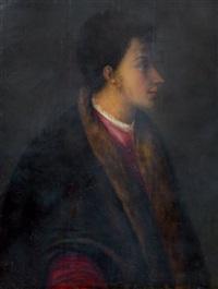 ritratto di alessandro de medici by giorgio vasari