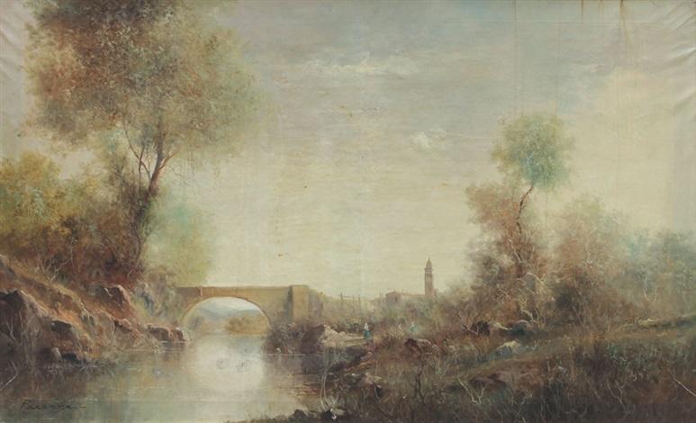 lungo il fiume by pietro piacenza