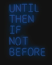 until then if not before by jonathan monk