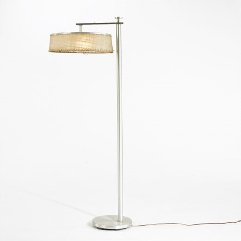 flip top floor lamp by kurt versen