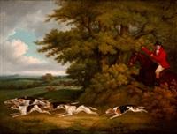 escena de caza by dean wolstenholme the younger