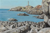 ardnamurchan point by keith shackleton