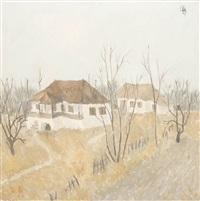 satul copilăriei by constantin piliuta