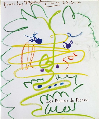 tete dhomme by pablo picasso