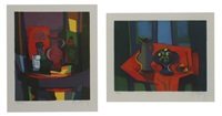 commemorative suite, together with a boxed presentation book and certificate (4 works) by marcel mouly