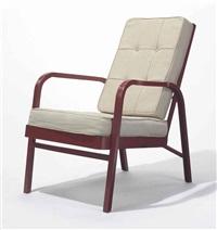 visiteur armchair by jean prouvé and jules leleu