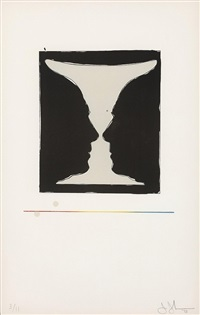 cup 2 picasso by jasper johns