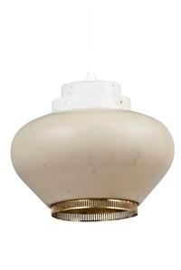 turnip ceiling lamp a 333 by valaistustyö (co.)