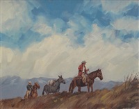 on the trail by richard audley freeman