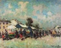 il mercato by ivan karpov