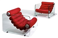 hyaline chairs (2) by fabio lenci
