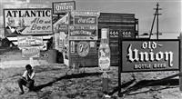 billboards, west palm beach, fla by arnold newman