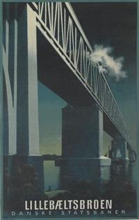 lillebaeltsbroen by aage rasmussen