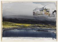 shetland by lars lerin