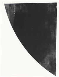 cul de sac (from saint martin series) by ellsworth kelly