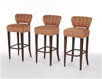 barstool (+ 2 others; 3 works) by maurice bailey