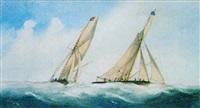 cutter yachts by richmond markes