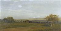 artillerie en campagne by alfred emile mery