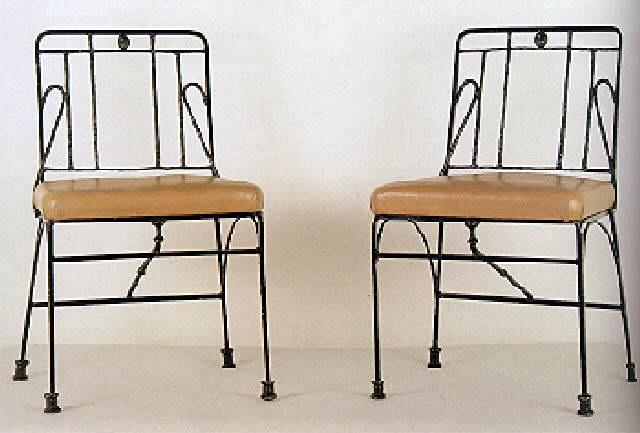 modele de chaise by diego giacometti - Modele De Chaise