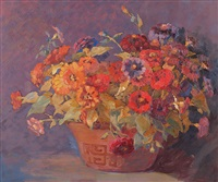 floral still life by kate thompson cory