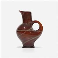 ambrati pitcher by ercole barovier