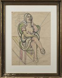 untitled (3 works) by emilio cruz