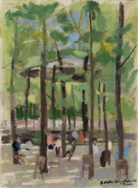 park view by ernst mether-borgstrom