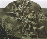 saint jerome by giuseppe varotti