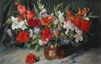 fleurs by jules leroy