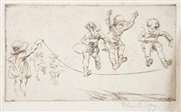 skipping rope (+ 2 others; 3 works) by eileen alice soper