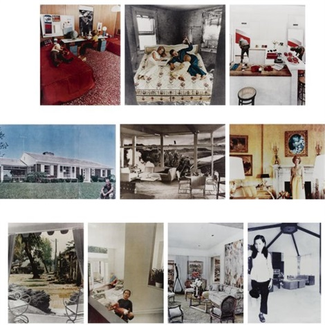 bringing the war home-house beautiful (in 10 parts) by martha rosler