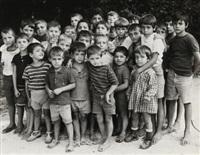 napoli - orfani by mimmo jodice