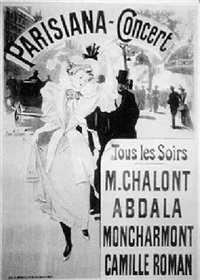parisiana-concert by emile tabouret