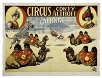 circus - cortz-althoff by posters: circus