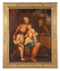 madonna col bambino by anonymous-italian-genoa (17)