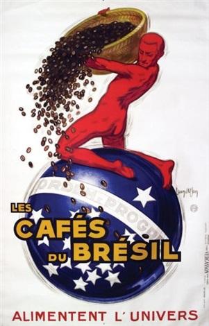 café du brésil by jean d ylen