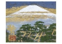 mt. fuji by sumio goto