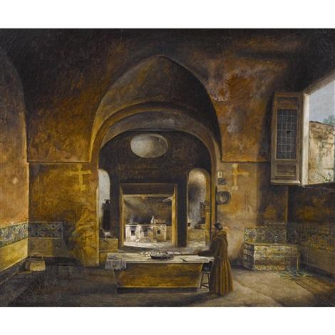 Klosterküche | Die Klosterkuche By Gaspare Peranni On Artnet