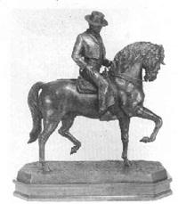 jinette cartujano a caballo by eduardo soriano menendez
