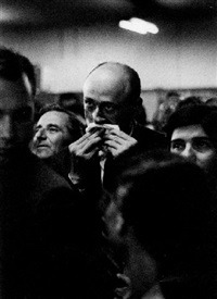 ed koch sweating out the returns of his seminal victory over carmine desapio by paul seligman