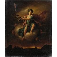 aurora by giovanni andrea (il mastelletta) donducci