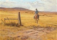 headin home by richard audley freeman