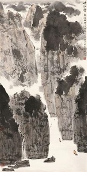 峡江云 by ya ming