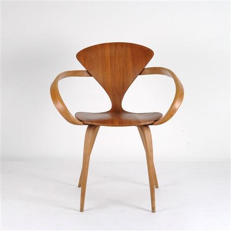 Armlehnstuhl Cherner Chair By Norman Cherner