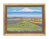 ararat by artashes abraamyan