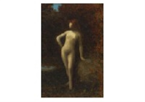 nu by jean jacques henner
